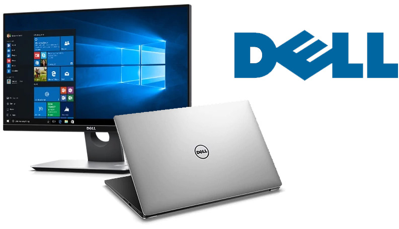 Dell Laptops, Desktops and Monitors